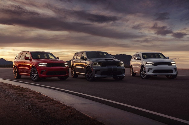 Обновеният Dodge Durango с версия SRT Hellcat