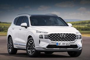 Hyundai Santa Fe за Европа ще има дизел и хибрид