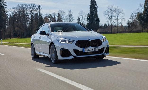 BMW Серия 2 Gran Coupé: Духът на времето