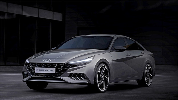 Hyundai показа спортна версия на новата Elantra