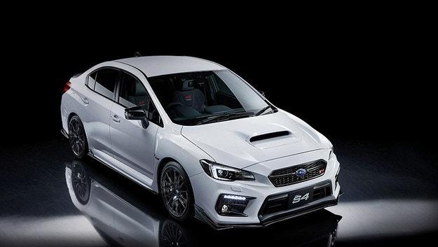 Продадоха всички бройки на Subaru WRX S4 STI Sport #