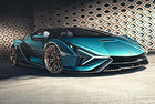 Lamborghini представи роудстъра Sian