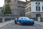 Швейцарска спирка за Bugatti Chiron Pur Sport