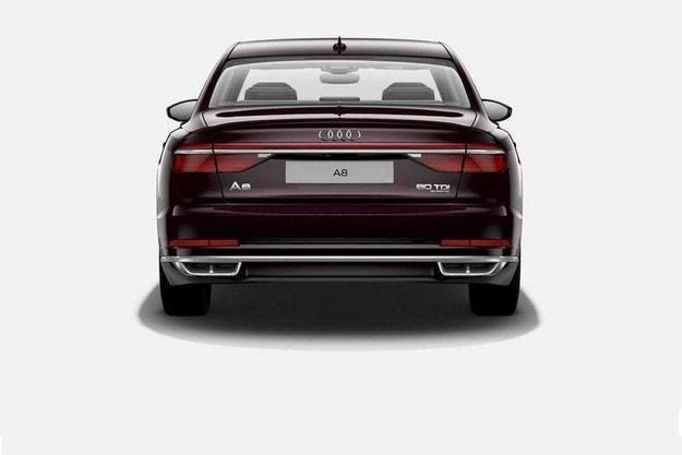 Audi A8 60 TDI Quattro Tiptronic: Тайният дизел
