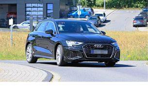 Audi S3 и S3 седан (2020)