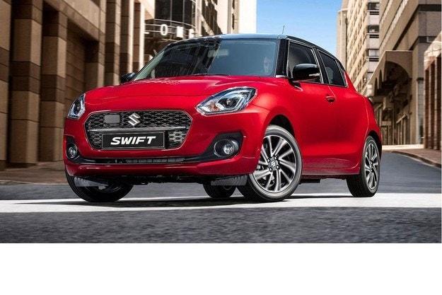 Suzuki Swift фейслифт 2020