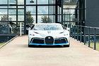 Bugatti Divo: Предстоящи първи доставки
