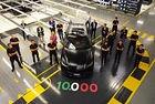 Lamborghini Urus: 10 000 броя вече произведени