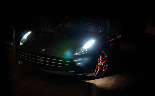 Ferrari California T от Vilner Garage