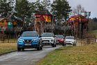Citroën C3 Aircross, Kia Stonic, Nissan Juke, Seat Arona
