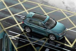 Volkswagen Tiguan - нови нива на оборудване