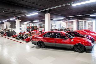 Музеят на Alfa Romeo със сектор за нови експонати