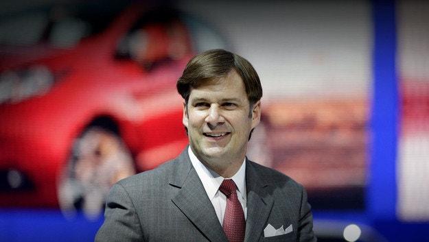 Финансистът Джим Фарли става президент на Ford