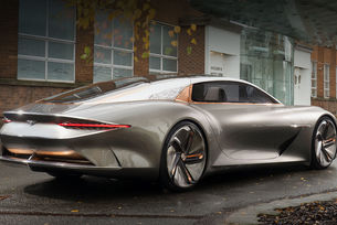 Bentley участва в проекта OCTOPUS