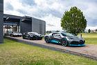 Bugatti доставя първите автомобили Divo