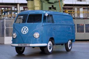 Първият VW Type 2 навършва 70 години