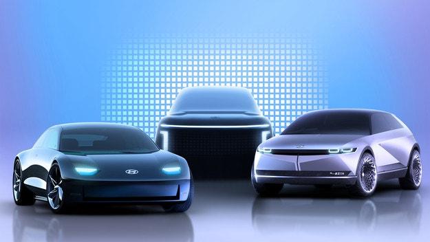 Hyundai Motor представя нова марка IONIQ
