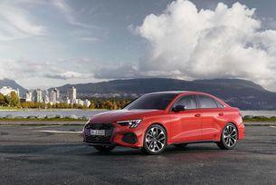 Audi показа версия на новия A3 с 310 к.с.