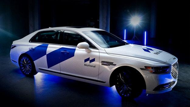 Hyundai и Aptiv създават смесена марка Motional