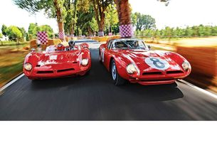 Bizzarrini GT Corsa 5300 и P538