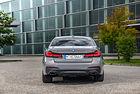 Подробности за топ хибридното BMW 545e xDrive
