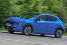Peugeot e-208: Положителен импулс