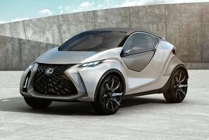 Името Lexus LBX намеква за подкомпактен модел