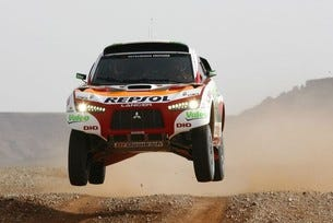 Mitsubishi Racing Lancer