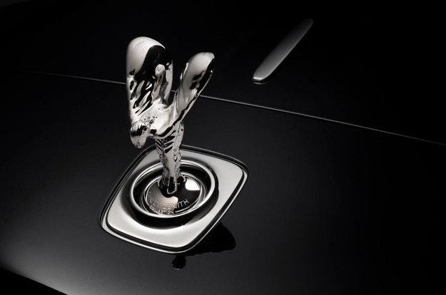 Rolls-Royce Ghost ще получи звезди на предните панели