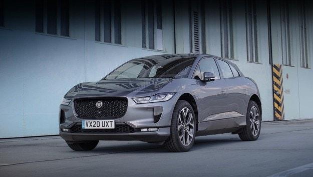 Jaguar I-Pace получи по-малко мощна модификация