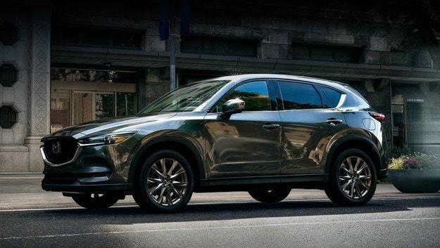 Mazda CX-5 и CX-9 с нова мултимедийна система