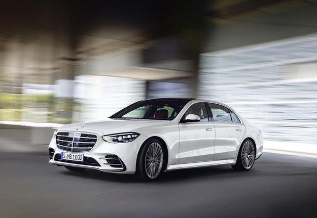 Представят новия Mercedes-Benz S-класа