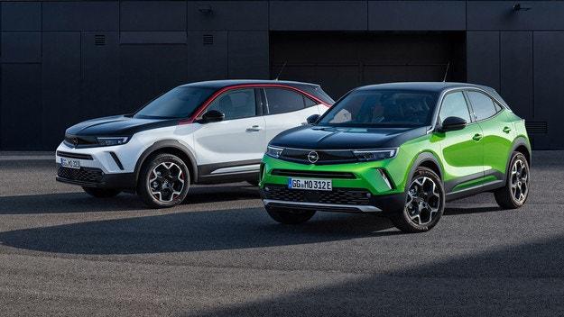 Разкрита е двигателната гама на Opel Mokka