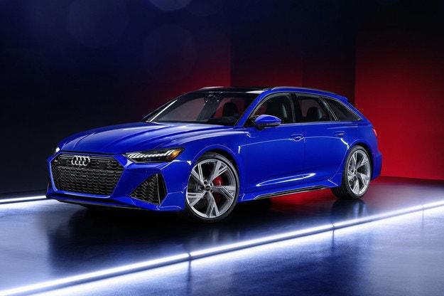 Представят Audi RS 6 Avant RS Tribute Edition