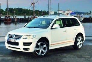 VW Touareg North Sails