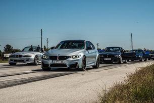 Състезатели чупят рекорди на BMW Cup 2020