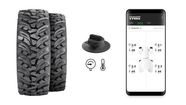 Умните гуми NOKIAN TYRES INTUITU™ са вече налични