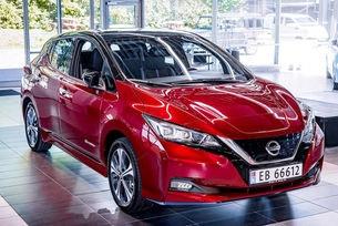 Nissan произведе 500 000 автомобила Leaf в Съндърланд