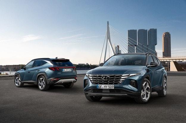 Hyundai Tucson е по-голям и технологичен