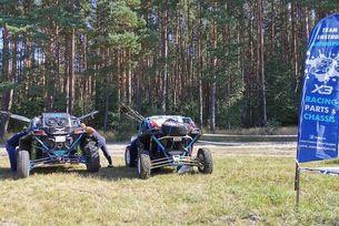 Два български екипажа на рали Breslau Poland 2020