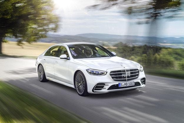 Mercedes-Benz S-класа: Цените