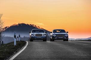Bentley Mulsanne и Flying Spur