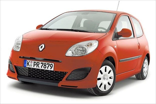 Renault Twingo 1.2 LEV 16V 75 eco2