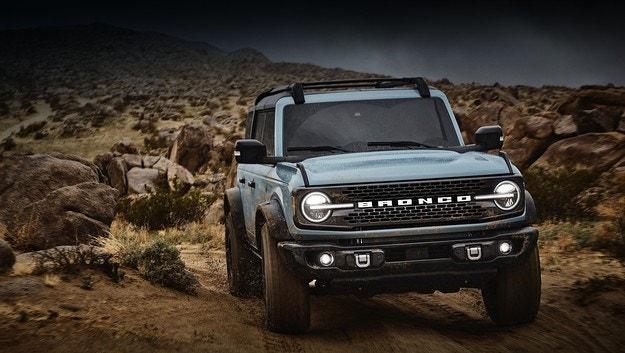 Екостандартите лишиха Ford Bronco от V8