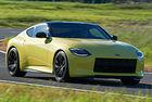 Nissan представя нов спортен автомобил в ретро стил