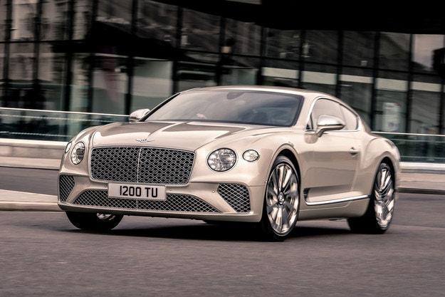 Bentley представя Continental GT Mulliner Coupé