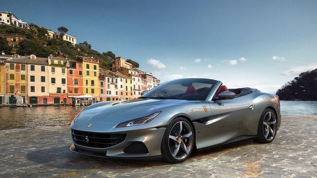 Ferrari Portofino M може с ново задвижване