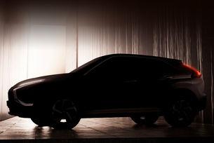 След обновяването Mitsubishi Eclipse Cross става хибрид