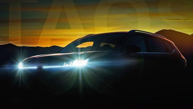 Volkswagen озадачи Америка с нов SUV