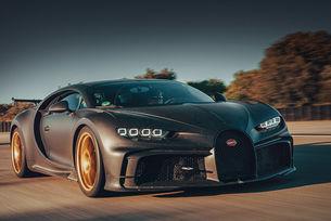 Volkswagen ще замени Bugatti срещу акции на Rimac